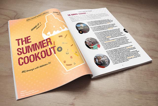 Campfire – Magazine Anglais