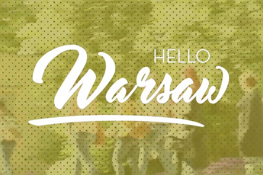 Hello Warsaw